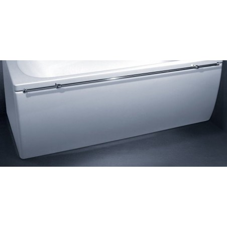 Apdaila voniai Vispool Classica balta, 170, L formos kairės pusės