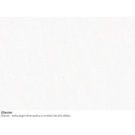 Akmens masės plautuvė Franke Basis BFG 611-78, Glacier