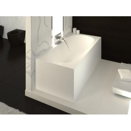 Akmens masės vonia Vispool Libero, 180x80