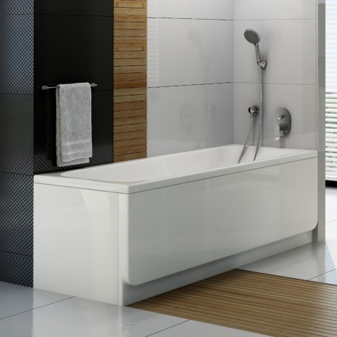 Akrilinė vonia Ravak Chrome, 160x70