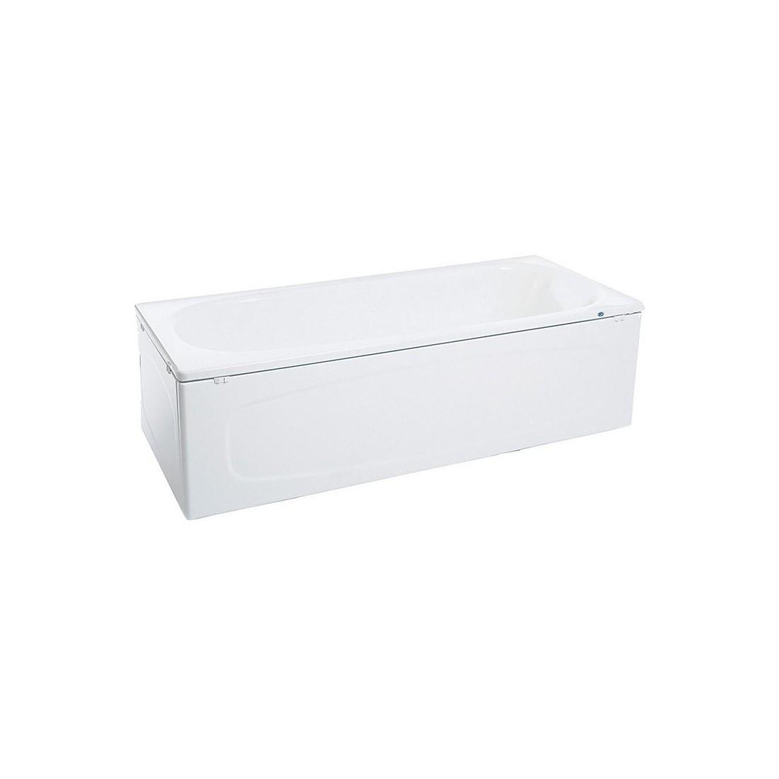 Plieninė vonia Ifo Caribia, BK17, be persipylimo