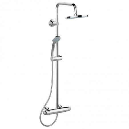 Stacionari dušo sistema Ideal Standard, Ceratherm 25, su termostatiniu maišytuvu