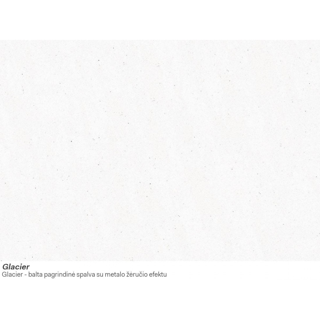 Akmens masės plautuvė Franke Kubus KBG 160, užkemšamas ventilis, Glacier