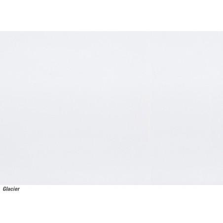 Keraminė plautuvė Franke Mythos, MTK 611-78, Glacier, dubuo kairėje, 2 išgręžtos skylės