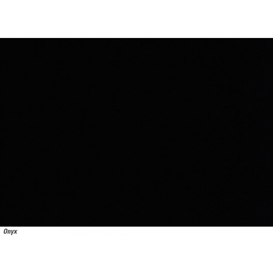 Keraminė plautuvė Franke Mythos, MTK 611-78, Onyx, dubuo kairėje, 2 išgręžtos skylės