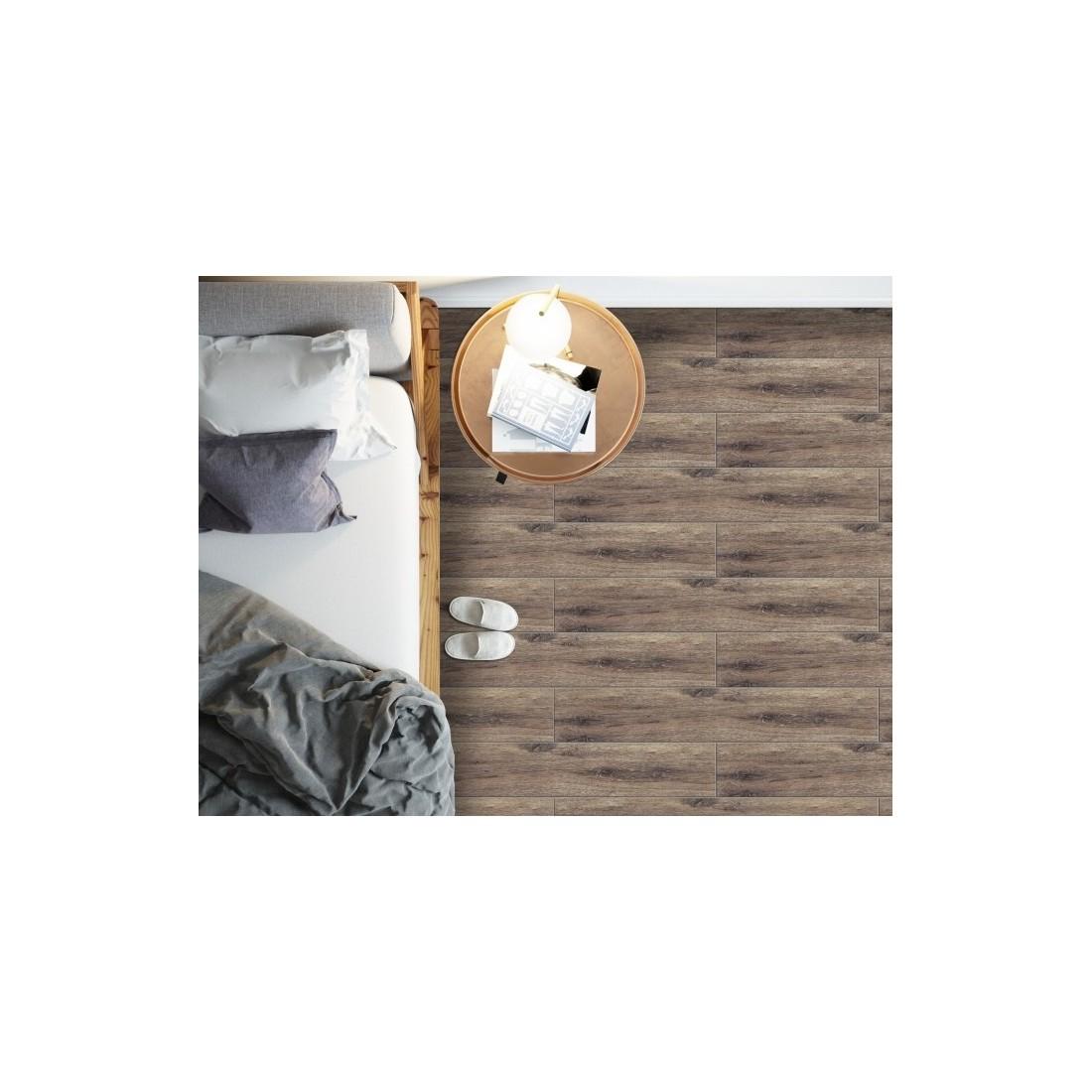 Glazūruotos keraminės grindų plytelės Siena 20x114cm