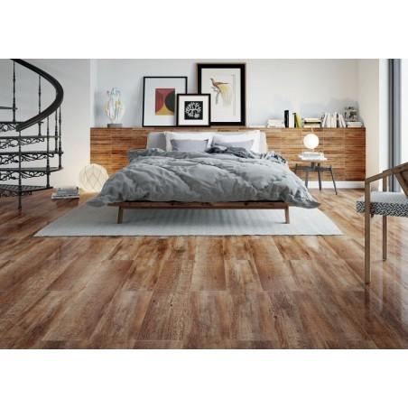 Glazūruotos keraminės grindų plytelės Bari 20x120cm