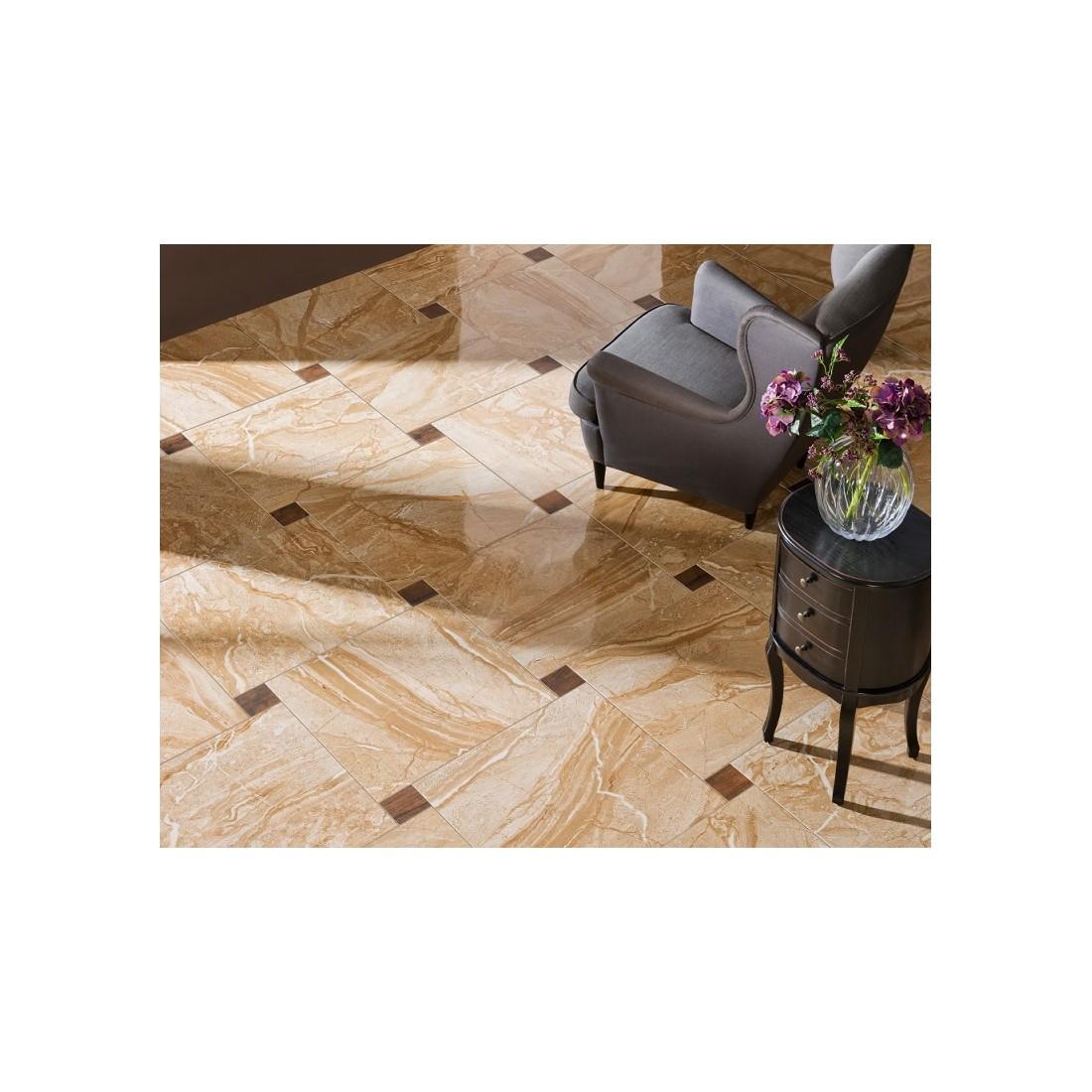 Glazūruotos keraminės grindų plytelės Venus 45x45cm