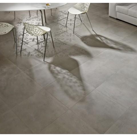 akmens masės grindų plytelės Cemento 59,6x59,6cm