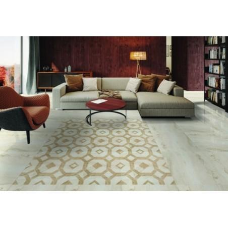 Glazūruotos keraminės grindų plytelės Saturn 60x60cm