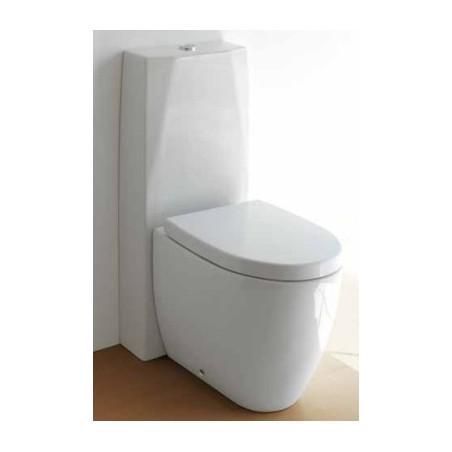 Pastatomas aukstas bakelis su mechanizmu tinkantis bet kokiam pristatomas wc