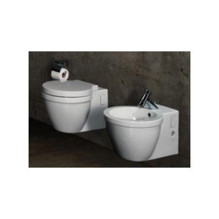 Pakabinamas Nau WC ir pakabinama Nau bide,Sanindusa (komplektas)