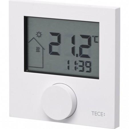 TECEfloor elektroninis kambario termostatas RT-D, LC - ekranas