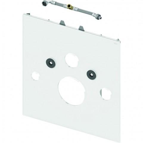 TECElux apatinė plokštė WC unitazams su bidė funkcija. Skirta unitazams Geberit Sela