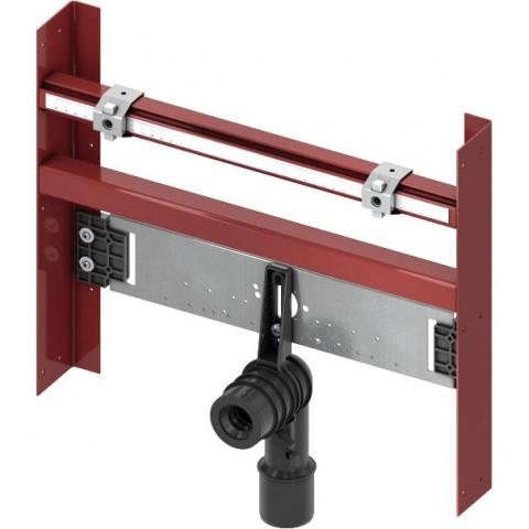 TECEprofil praustuvo pajungimo modulis skirtas karkasinėms sienoms