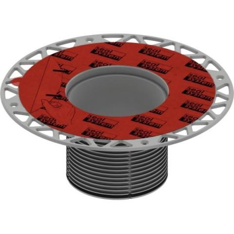 "TECEdrainpoint S prailginimas su ""Seal System"" universaliu flanšu"