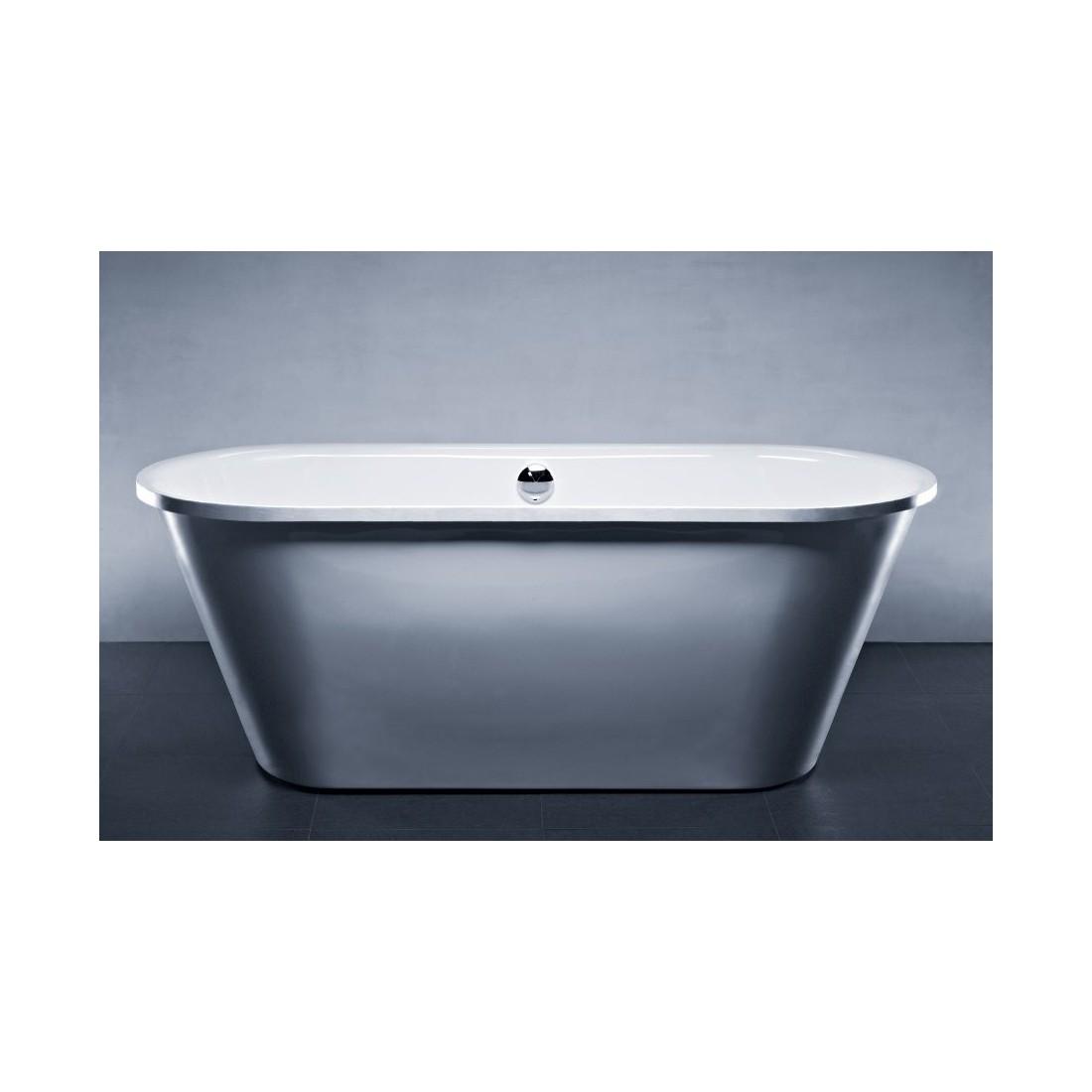Akmens masės vonia Vispool Accent 167x71