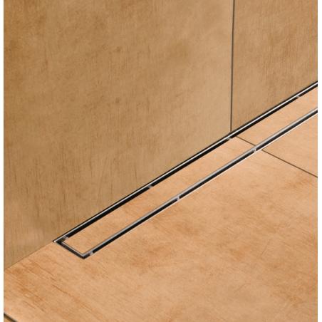 TECEdrainline tiesus latakas, skirtas montuoti prie sienos