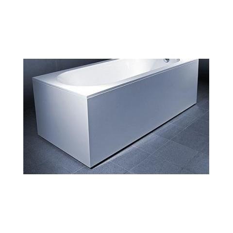 Vonios VISPOOL LIBERO apdaila, 180 priekinė balta