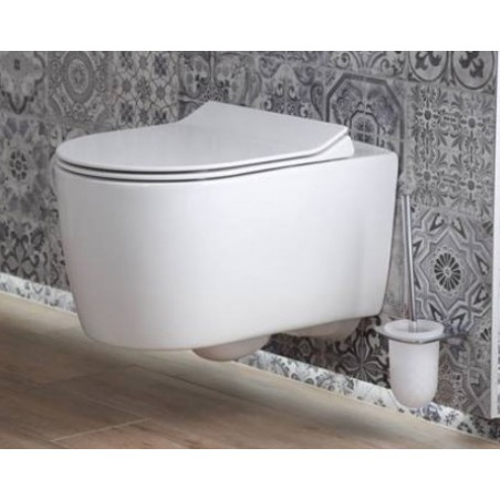 "Pakabinamas wc ""Alfa"" rimles"