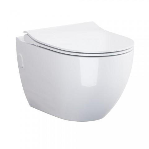 Pakabinamas WC puodas OPOCZNO, Urban Harmony Clean-On