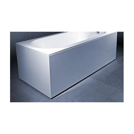 Vonios VISPOOL LIBERO apdaila, 170 priekinė balta