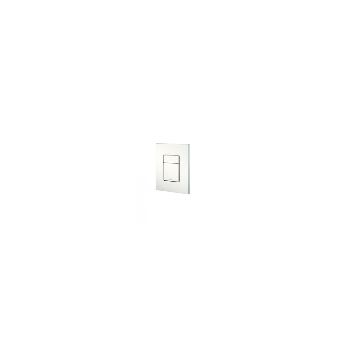 WC klavišas GROHE Skate Cosmopolitan baltas