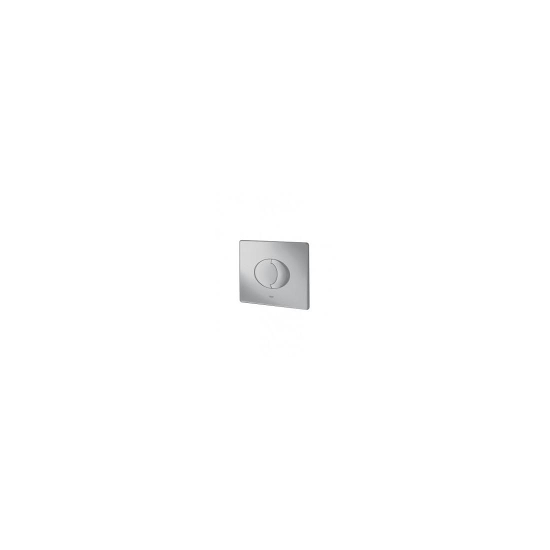 WC klavišas GROHE Skate Air mat.chromas, horizontalus