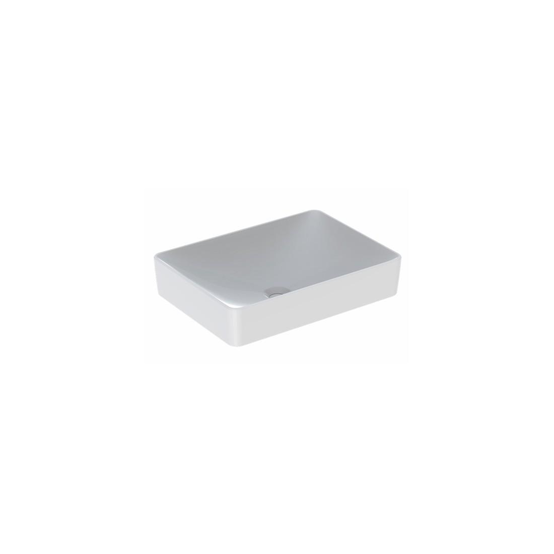 IFO praustuvas pastatomas VariForm 55 cm,stačiakampis,baltas