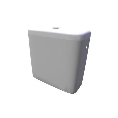 Unitazo bakelis TIGO, šon. vandens įvadas, su vid. įdėklu nuo rasojimo