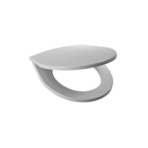 Sėdynė su dangčiu LYRAplus , termoplatikas, plastikiniai lankstai - pakabinamiems unitazams LYRAplus