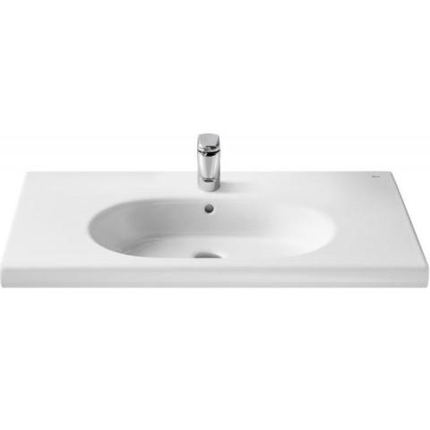MERIDIAN UNIK  baldinis praustuvas 85x46,5 cm. baltas