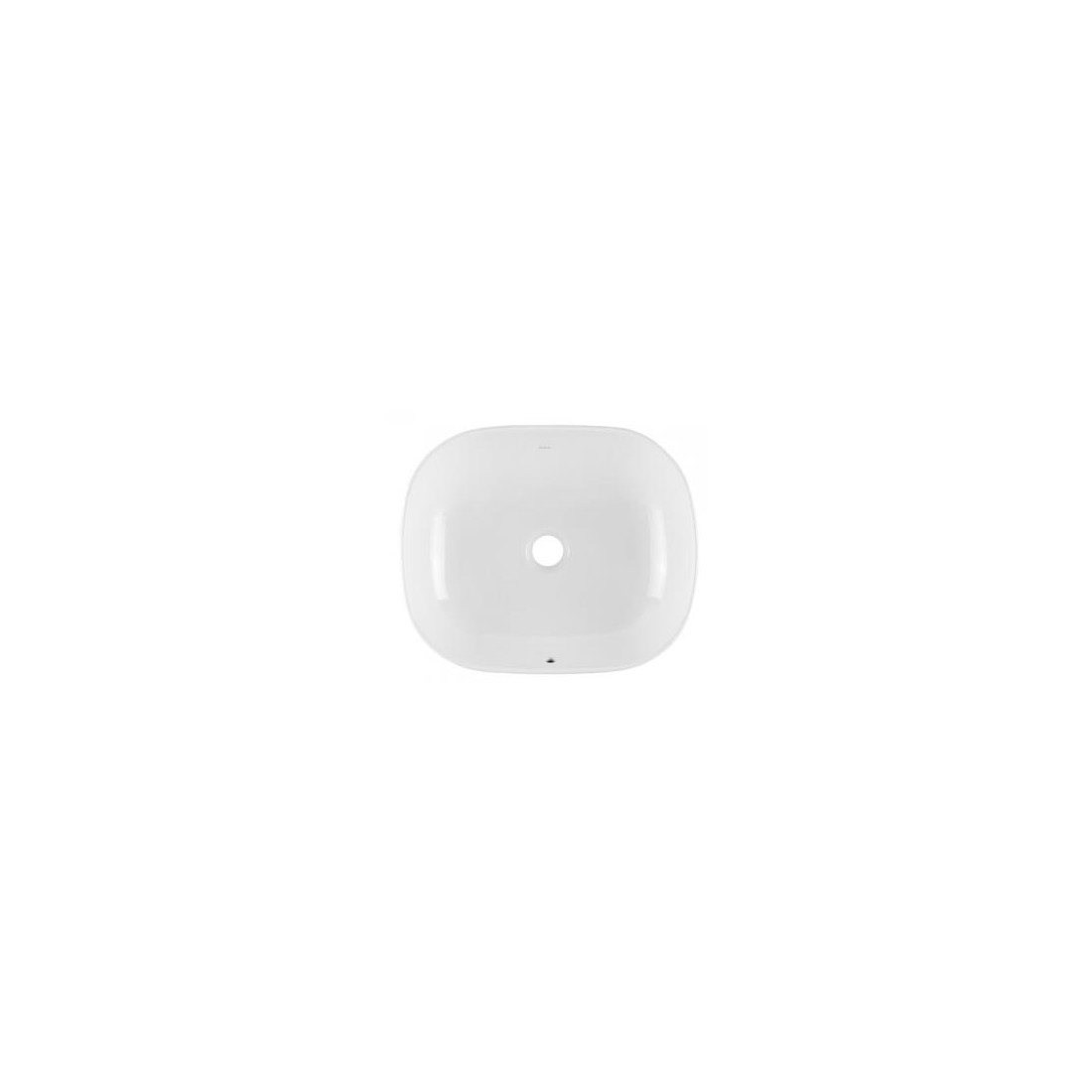 Pastatomas praustuvas SANIBOLD 480x400x150mm, baltas