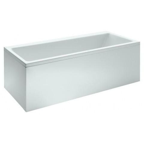 PRO vonia 170x75 cm laisvai statoma,su alium.rėmu 185 ltr