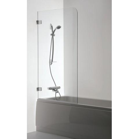 "Vonios sienelė ""Gaja"" 800x150 mm., skaidrus st."