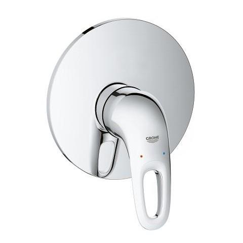 Eurostyle New potinkinis dušo maišytuvas (be 35501), chromas