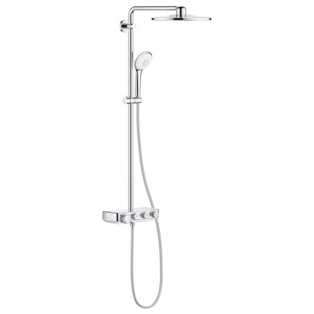 Termostatinė dušo sistema Euphoria SmartControl 310 Duo, chromas
