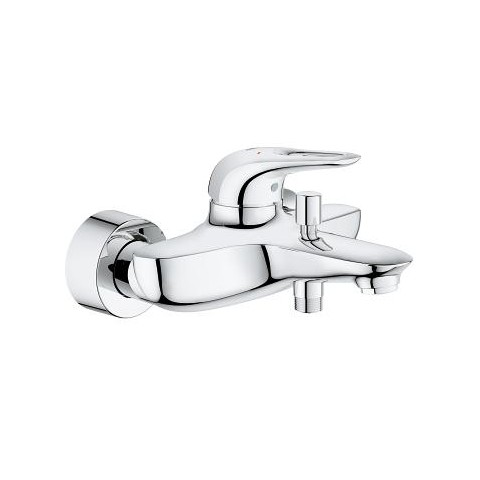 Eurostyle New vonios/dušo maišytuvas, chromas