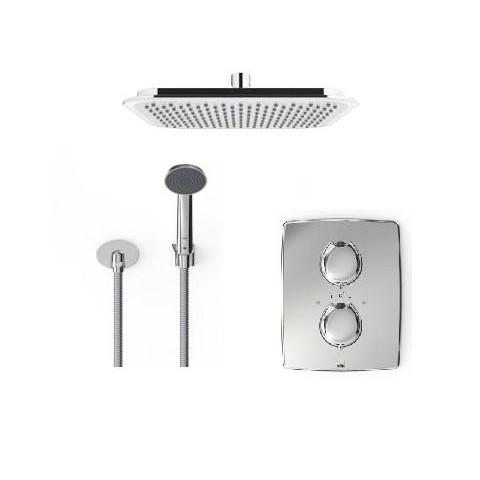 Potinkinė termostatinė dušo sistema  Optima (7138 7188 272080 231041 261998 532)