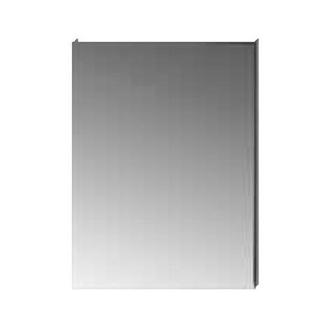 CLEAR veidrodis 70x81 cm su integruotu LED apšvietimu, IP44, be jungiklio, su jungimo prie 230 V dėžute
