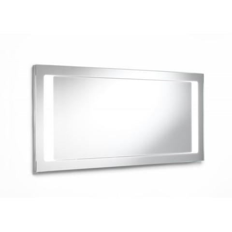STRATUM veidrodis su apšvietimu 90x60 cm