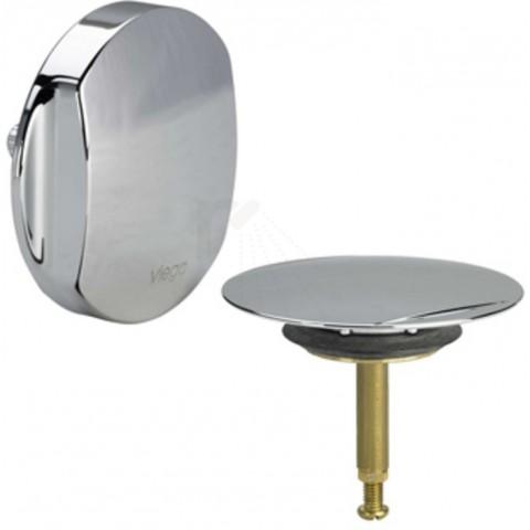 MULTIPLEX Visign M2 dangteliai vonios sifonui, chromas (*negaminama)
