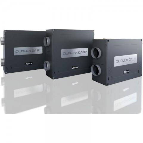 Rekuperatorius Duplex 400 EASY , 430 m³/h (Automatika, Bypass, apsauga nuo šalčio) su CPA valdymo pultu