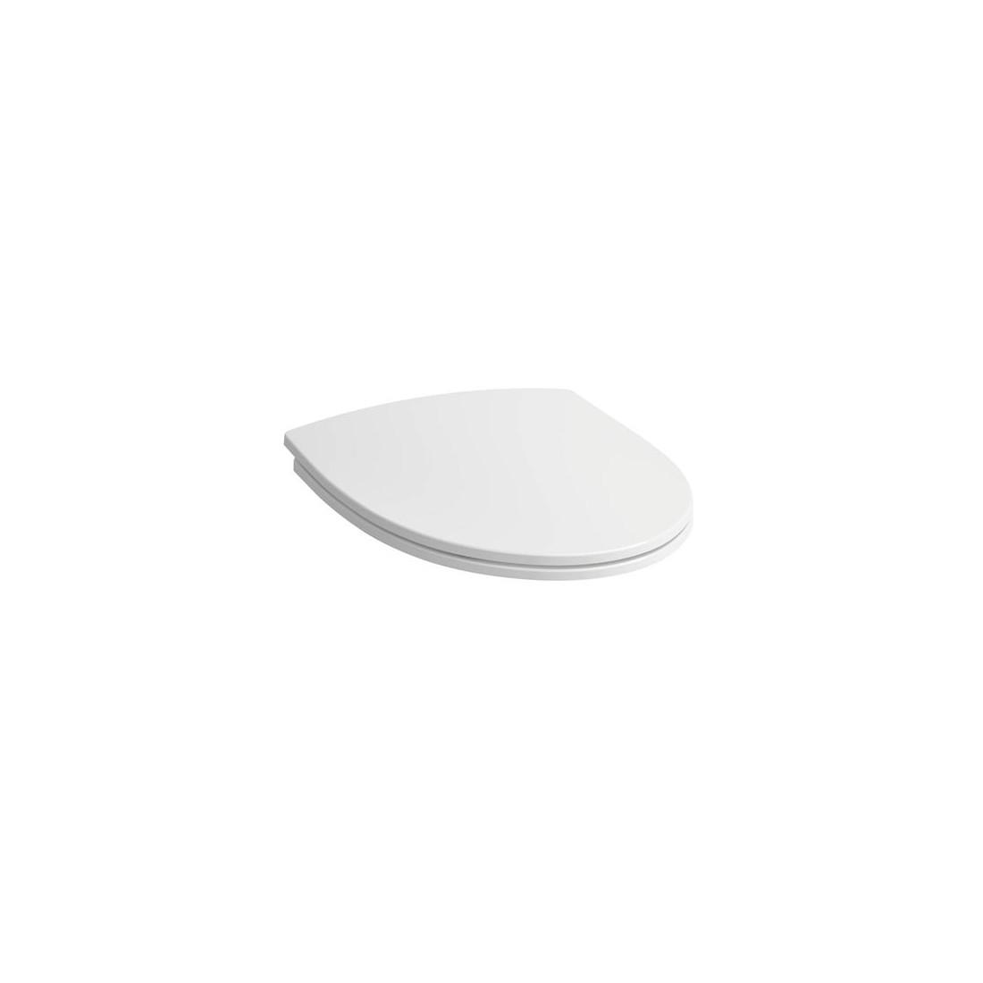 Sėdynė su dangčiu RIGO soft-close, balta