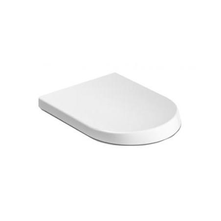 Unitazo sėdynė su dangčiu NEXO su Softclose mechanizmu, baltas