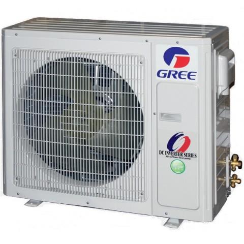 Išorinė šilumos siurblio oras/vanduo dalis Gree Versati II+, 9,8/9,5 kW