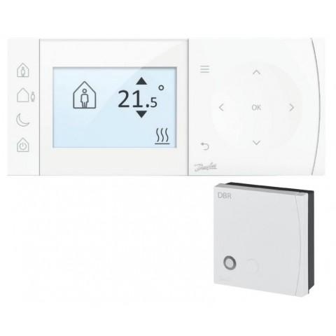 Progr. patalpos termostatas TPOne-S + DBR 220 V