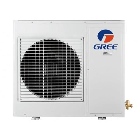 Išorinė split tipo dalis Gree Lomo Nordic inverter 5,2/5,3 kW, R32