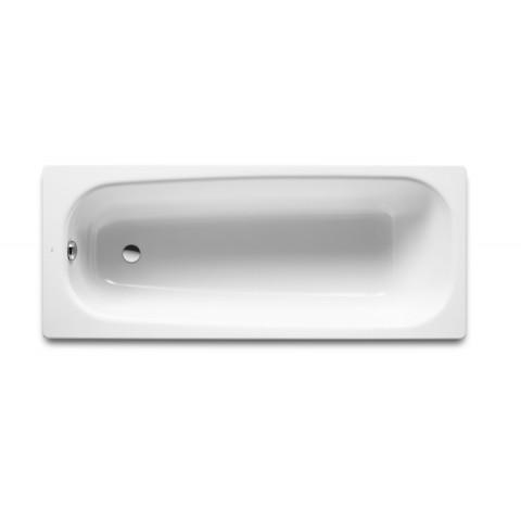 Ketaus vonia CONTINENTAL 140x70 cm, antislip, balta