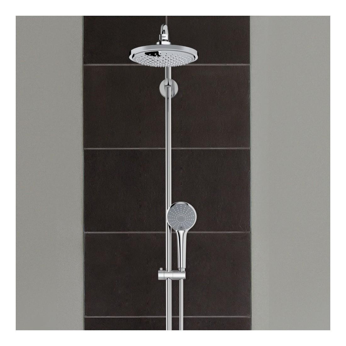 Stacionari dušo sistema Grohe, Euphoria 180, su termostatiniu maišytuvu